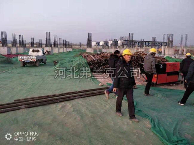邯郸峰峰中学工程    设计完毕  二