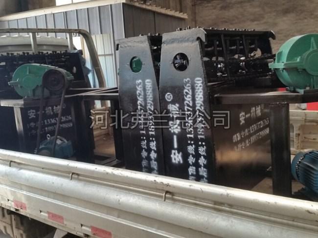 专业级类似抓饭直播的网站矫直机发往江苏